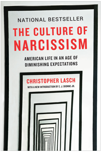 Lasch, Christopher - The Culture Of Narcissism- American Life In An Age Of Diminishing Expectations