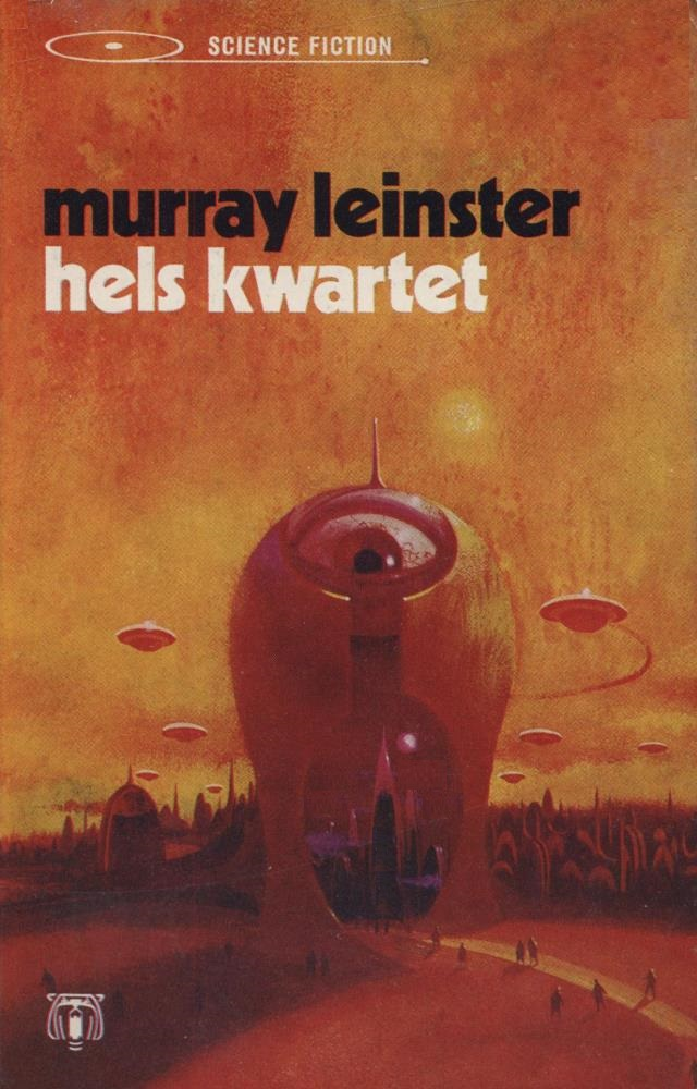 Leinster, Murray - [Luitingh-SF 14] - Hels kwartet (v2)